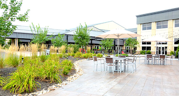 Commercial Landscaping Walnut Ridge