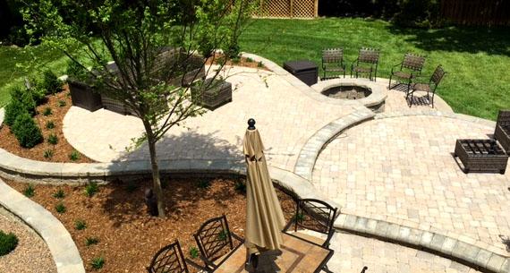 residential landscaping walnut ridge